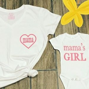 Mommy & Me Tee's